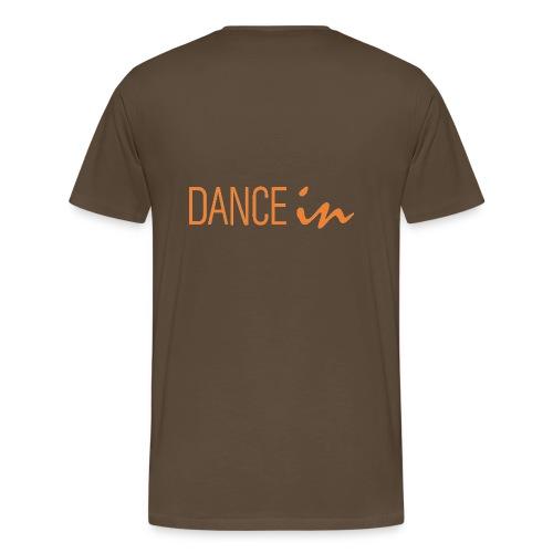 DI Logo transparent png - Männer Premium T-Shirt