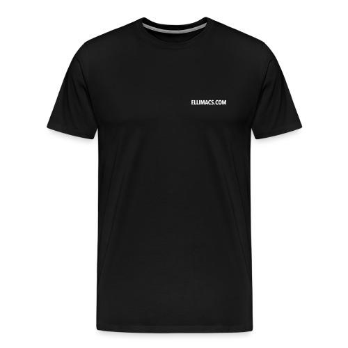 Ellimacs.com - Men's Premium T-Shirt