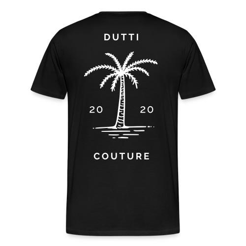 dutti couture palme - Männer Premium T-Shirt