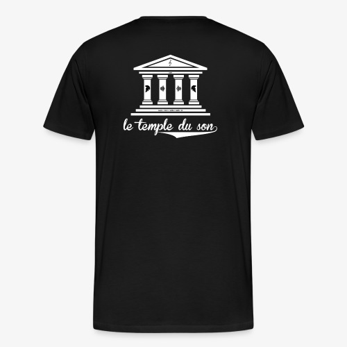 Le temple Classic Collection - T-shirt Premium Homme