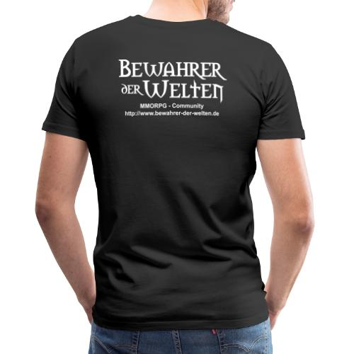 bdw plot1 - Männer Premium T-Shirt