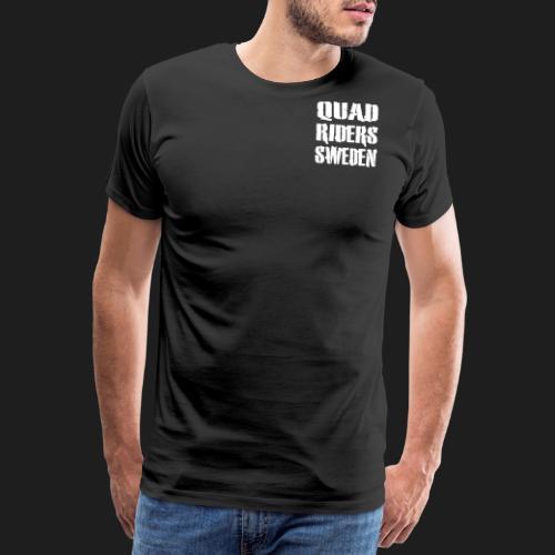 text front - Premium-T-shirt herr