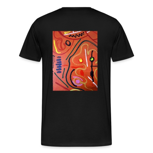 Antonius' Afrika3 - Camiseta premium hombre
