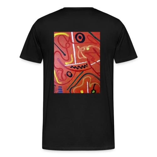 Antonius' Afrika2 - Camiseta premium hombre