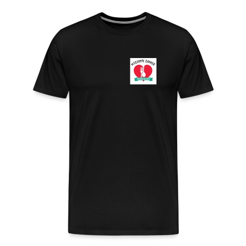 WDOB Logo - Männer Premium T-Shirt