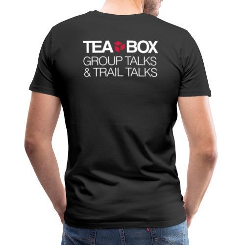 Logo Tea Box - Men's Premium T-Shirt