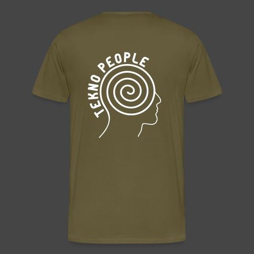 personnes tekno - T-shirt Premium Homme
