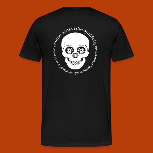 Skull Divisoin42 - Männer Premium T-Shirt
