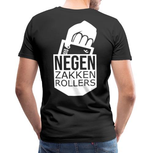 Negenzakkenrollers - Mannen Premium T-shirt