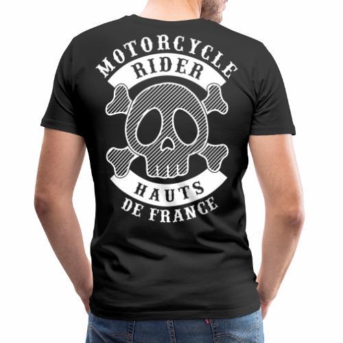 Motorcycle Rider Hauts-de-France - T-shirt Premium Homme