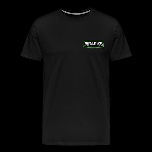 irradies logo 02 21 png - T-shirt Premium Homme