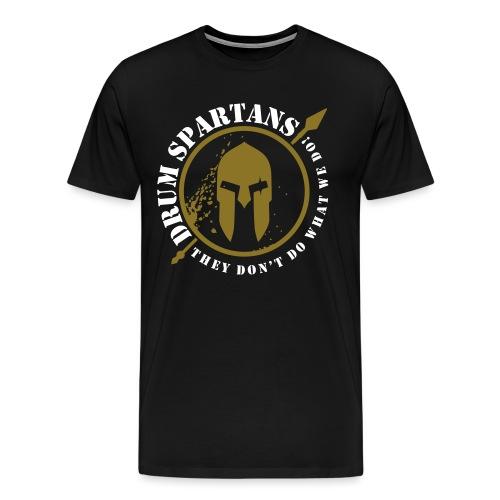 Northern Rock Neville Log - Men's Premium T-Shirt