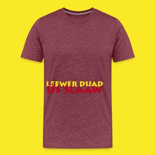 ldus8x2 - Männer Premium T-Shirt
