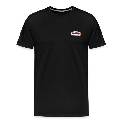 Trillen logo - Premium-T-shirt herr