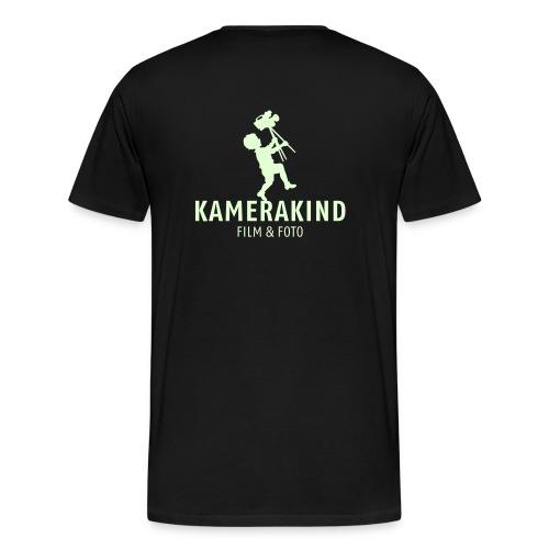kamerakind Film Foto - Männer Premium T-Shirt