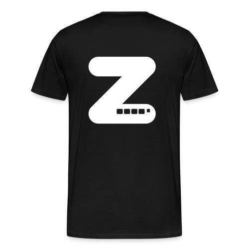 logo-Z-tshirt - T-shirt Premium Homme