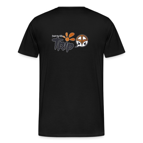 Logo pour fond sombre - T-shirt Premium Homme