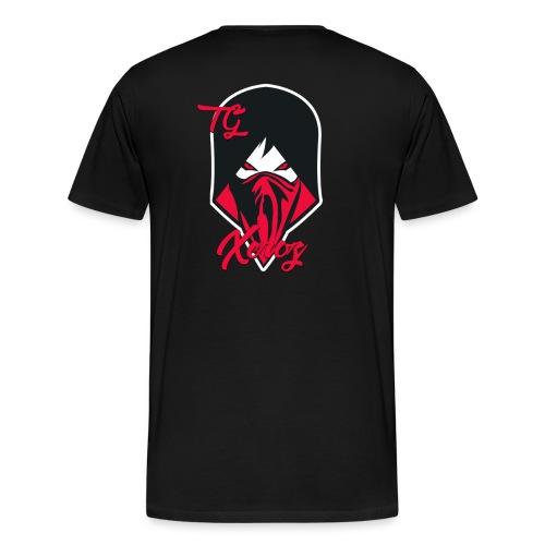 TG XEROX - Herre premium T-shirt