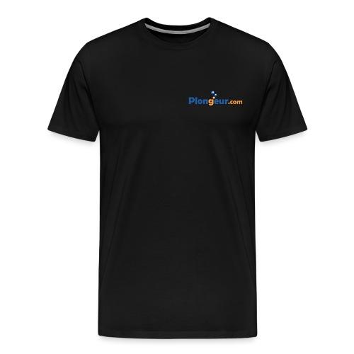 Tortue tribal - T-shirt Premium Homme