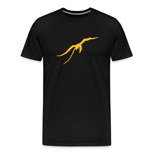 drache front - Männer Premium T-Shirt