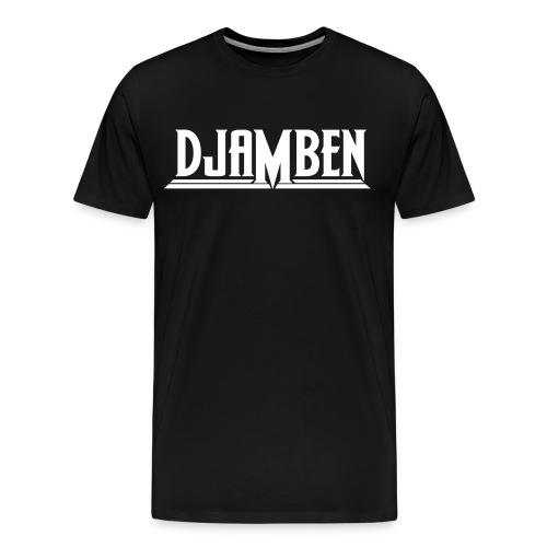 djamben - T-shirt Premium Homme