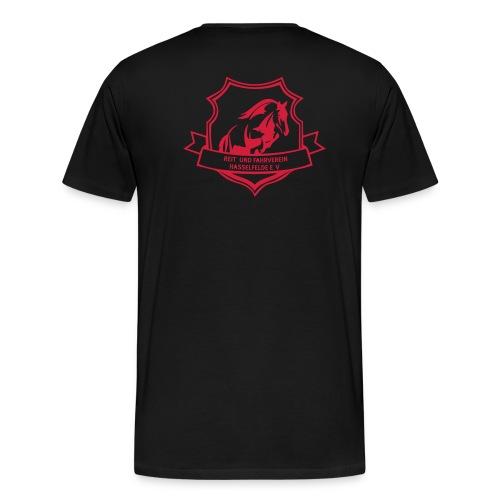 logo_rfv_hsf - Männer Premium T-Shirt