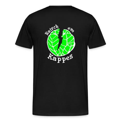 ratsch vektor 3 - Männer Premium T-Shirt