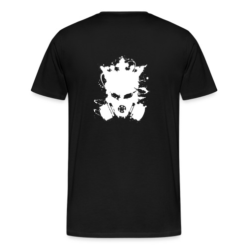 Seek Last logo painted - T-shirt Premium Homme