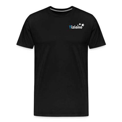 LogoTizianoAI - T-shirt Premium Homme