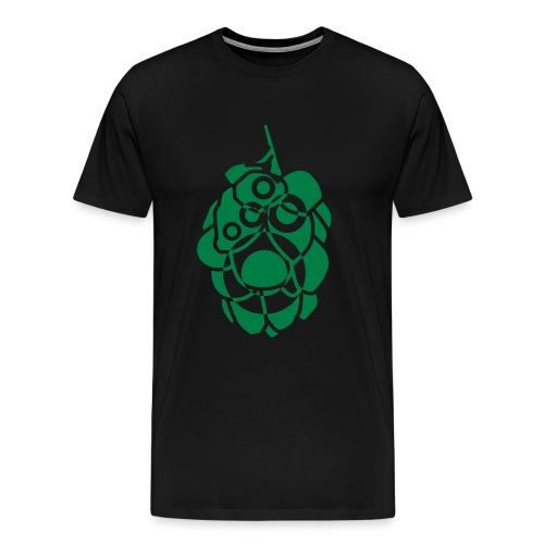 B19 i humlekotte - Premium-T-shirt herr