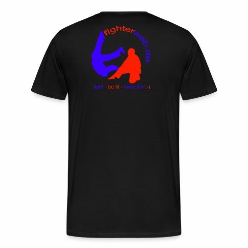 SVF LU Abteilung Ju-Jutsu - Männer Premium T-Shirt