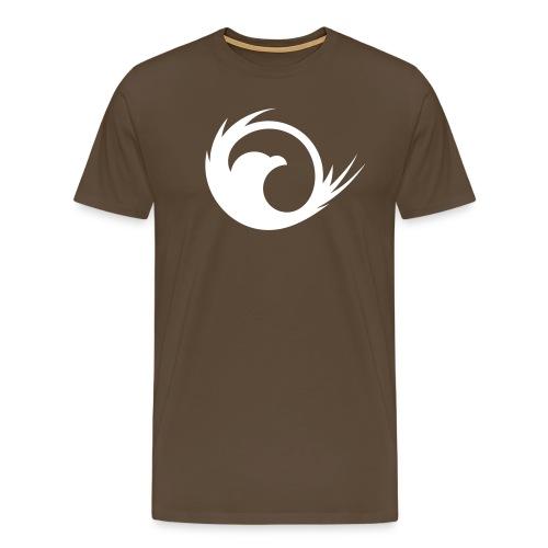 VG Eagle Black Vector - Men's Premium T-Shirt
