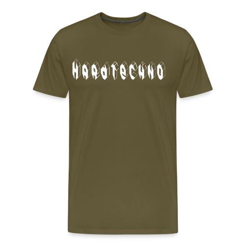 hardtechno3 - Männer Premium T-Shirt