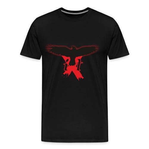 ixt png - Männer Premium T-Shirt