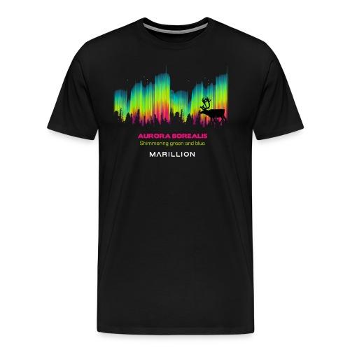 WebSapmiAuroraFront - Men's Premium T-Shirt