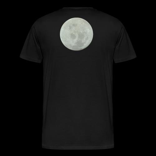 Mond - Männer Premium T-Shirt