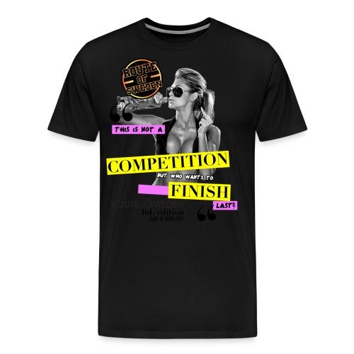 spray_samt_stader - Premium-T-shirt herr