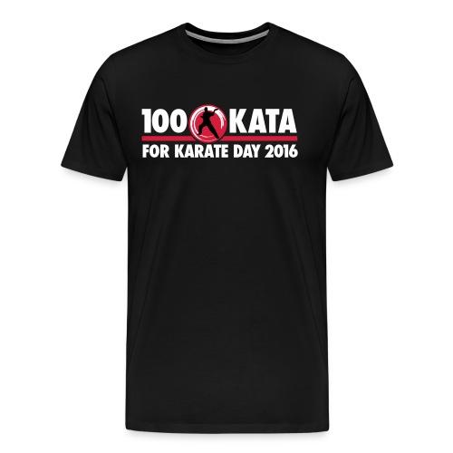 100Kata2016_04 - Men's Premium T-Shirt