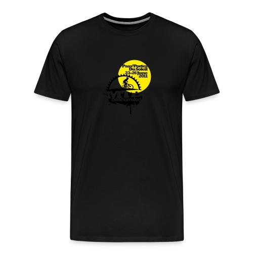 passp logo - Men's Premium T-Shirt