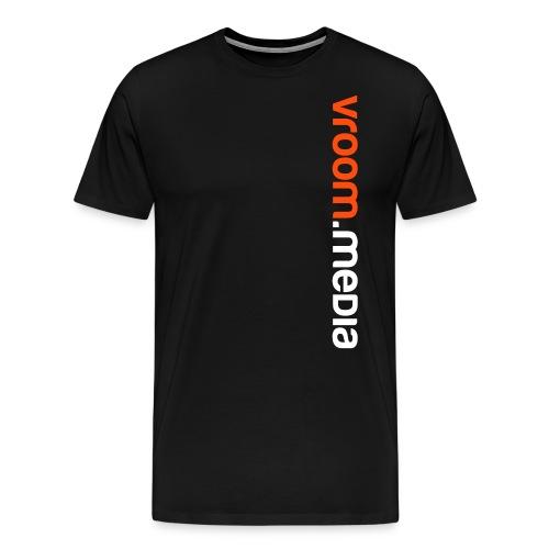 vroomdotmedia - Men's Premium T-Shirt