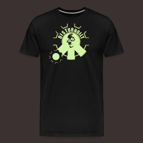DisturnoiltMILIZ - Männer Premium T-Shirt