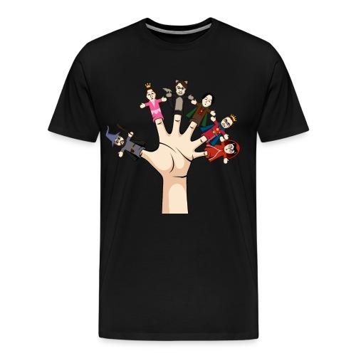 ctg 2015 main - T-shirt Premium Homme