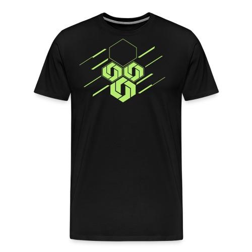 logovariation v3 - Men's Premium T-Shirt