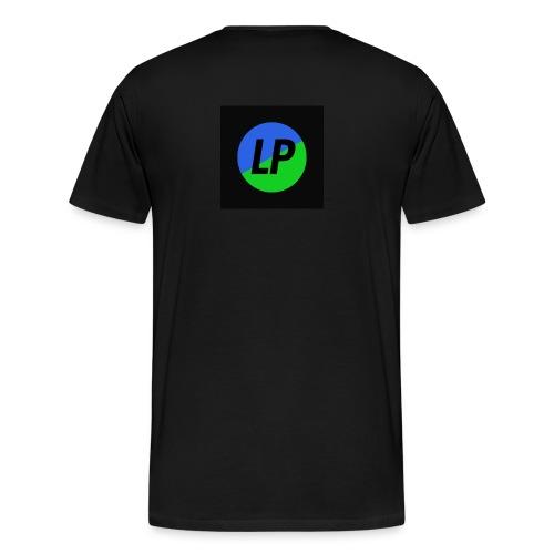 Lil Planet Logo Merchandise - Men's Premium T-Shirt