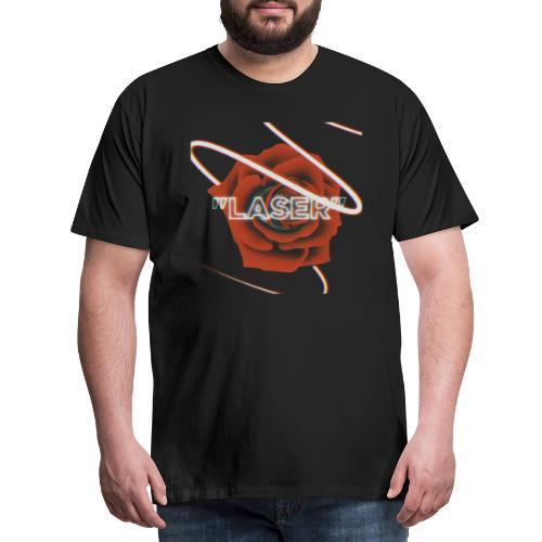 Orel Pressentiert Flower Print Theory T-Shirts - Männer Premium T-Shirt