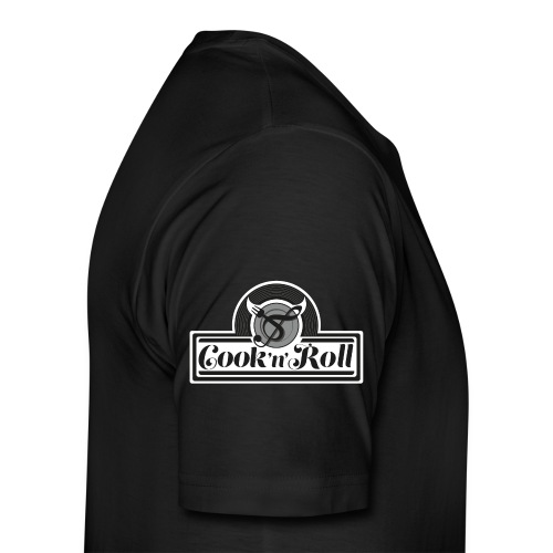 kogo cook n roll sehr gross png - Männer Premium T-Shirt