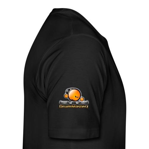 DrumMasterz Logo - Männer Premium T-Shirt