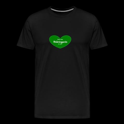 Thüringerin - Männer Premium T-Shirt