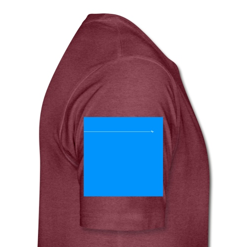 sklyline blue version - T-shirt Premium Homme