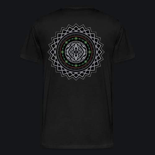 Sangoma Sacred Tech V3 - Men's Premium T-Shirt
